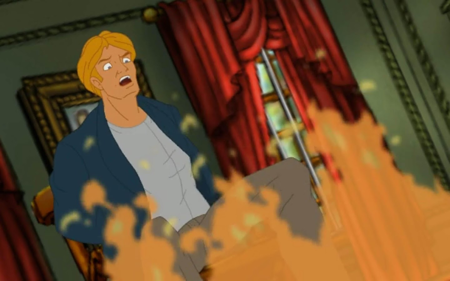 Broken Sword 2: Remastered- screenshot