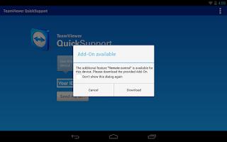 Screenshot of QS Add-On: Prestigio (s)