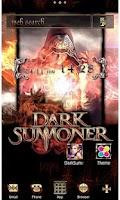 Screenshot of Dark Summoner Theme [+] HOME