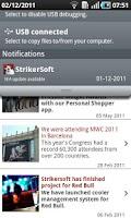 Screenshot of Strikersoft Easy App