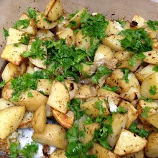 Breakfast Potatoes.