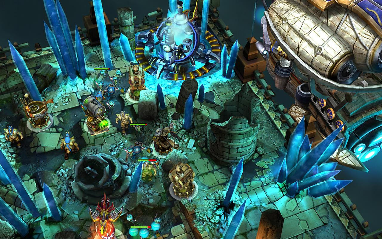 Defenders: TD Origins screenshot #24