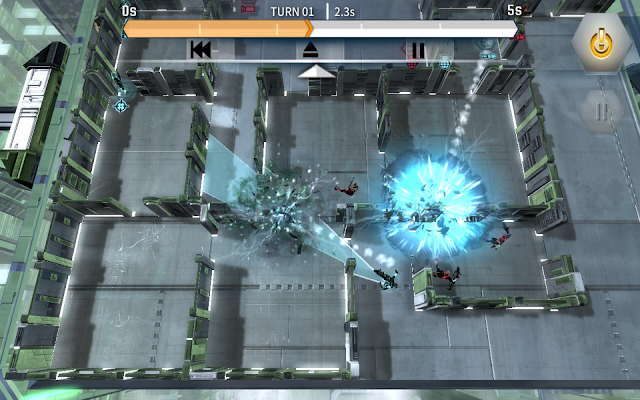 Frozen Synapse Prime - screenshot