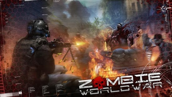 Zombie World War- screenshot thumbnail