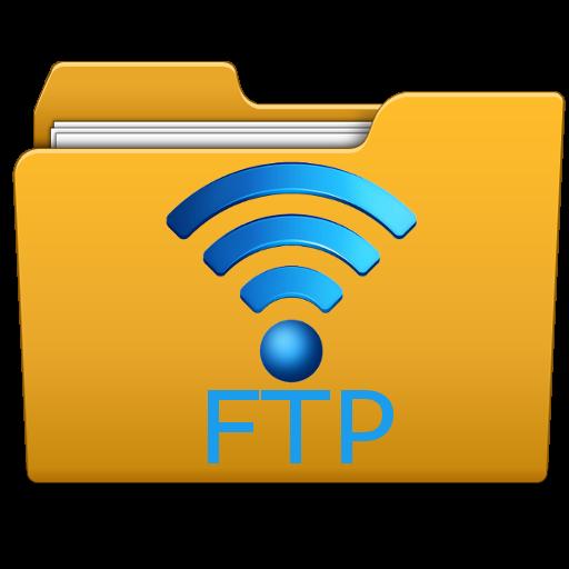 工具の無線LANのFTPサーバー Wi-Fi FTP Server LOGO-記事Game