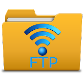 WiFi FTP szerver (server)