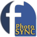 Facebook PhotoSync logo