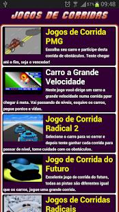 Jogos de corrida - screenshot thumbnail