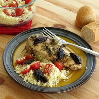 Chicken Marbella for #WeekdaySupper
