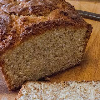 Cake Mix Banana Bread.