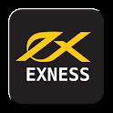 EXNESS MT4 droidTrader logo