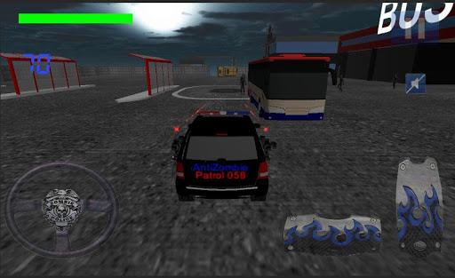 Zombie Cops Racing