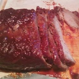 Cousin David's Slow Cooker Brisket