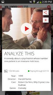 Hollywood Suite GO - screenshot thumbnail