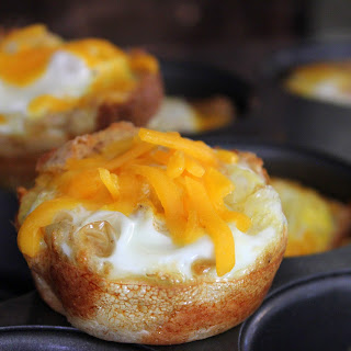 Toast and Egg Cups Recipe