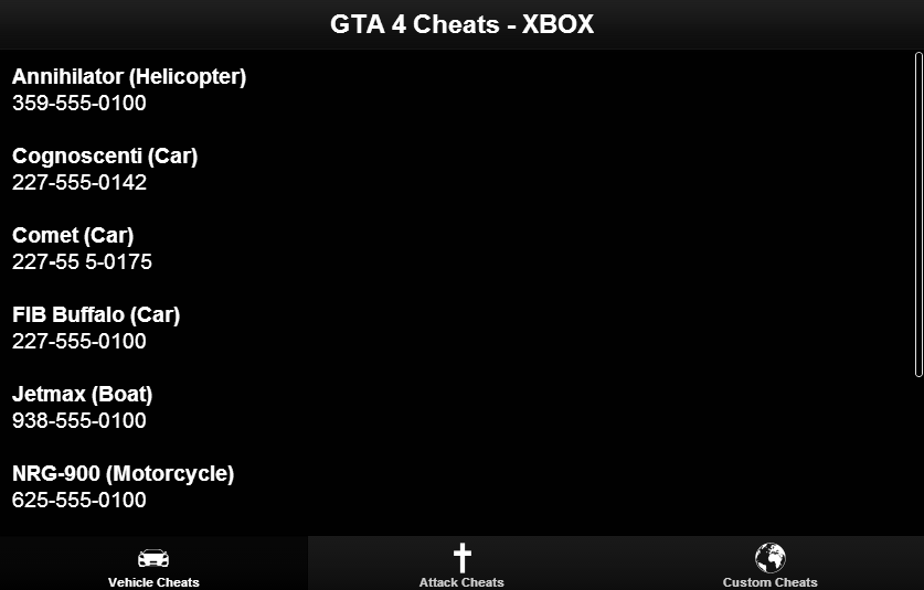 GRAND THEFT AUTO 5 CHEATS XBOX 360 AIRPLANE