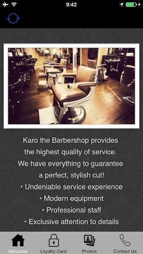 Karo the Barbershop