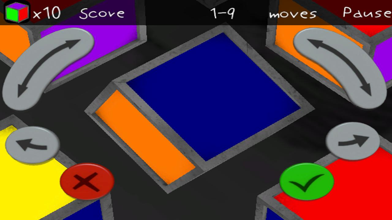 AXYZ : Rotation Puzzle Cube- screenshot