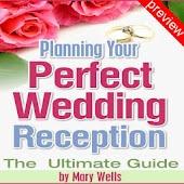 Planning Wedding Reception Pv