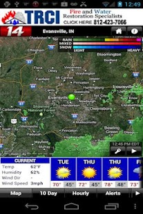 14FirstAlert Weather TriState - screenshot thumbnail