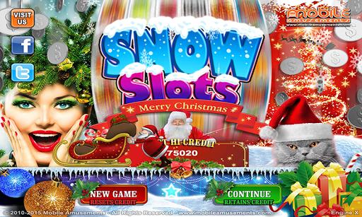 Snow Slots Christmas FREE