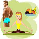 Daily Workout:Weight Loss,Yoga icon