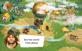 Screenshot of The Tribez