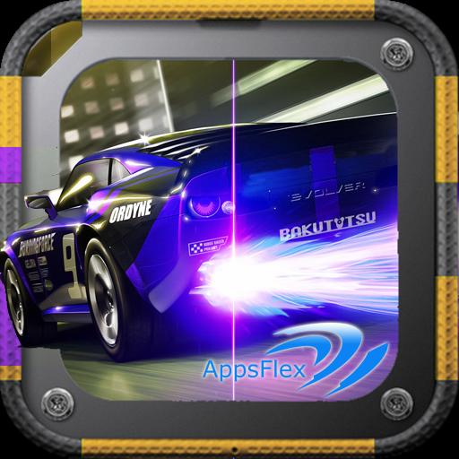 グロートラフィック·レーシング 賽車遊戲 App LOGO-硬是要APP