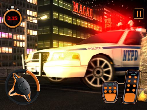 玩免費模擬APP|下載3D 警校車停車 app不用錢|硬是要APP
