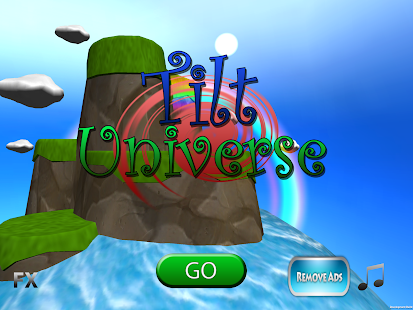 Tilt Universe- screenshot thumbnail