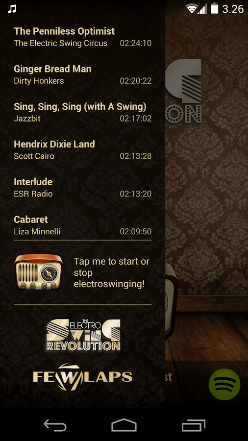 swing house internet radio 2