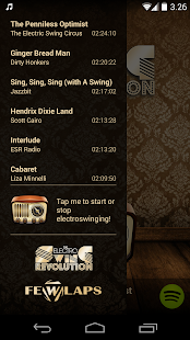 Electro Swing Revolution Radio- screenshot thumbnail