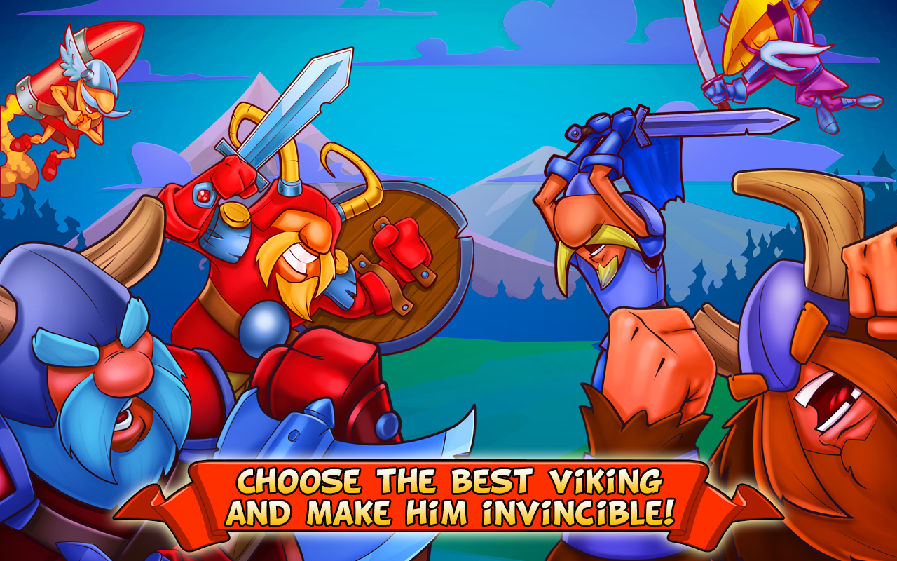 Viking Stomp- screenshot