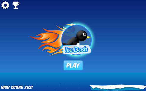 Ice Dash - Penguin Run - screenshot thumbnail