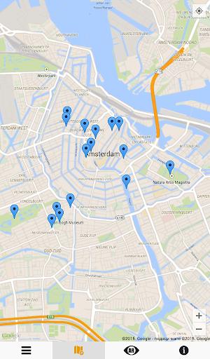 玩旅遊App 阿姆斯特丹 AMSTERDAM AUDIO GUIDE免費 APP試玩