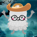 Halloween Ghost Making