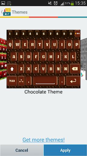 玩個人化App|一. 我. 型巧克力免費|APP試玩