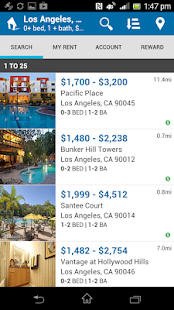 Apartments by Rent.com - screenshot thumbnail
