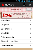 Screenshot of BDo'Phone