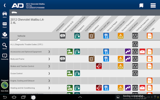ALLDATA Mobile 1.50.23.192 screenshots 3