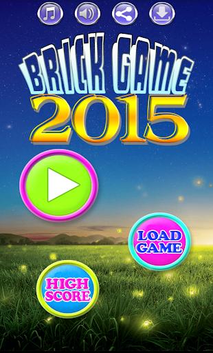 Brick Game 2015
