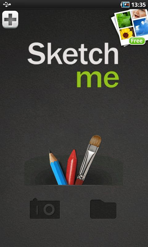 Sketch Me - screenshot