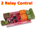 PLC 2 relay remote control net icon
