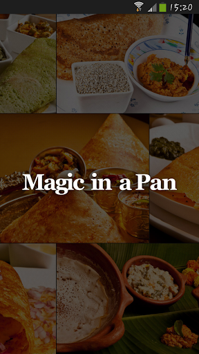 Magic in a pan