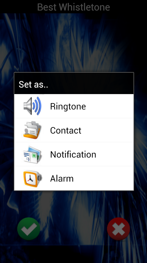 Bells and Whistles Ringtones - screenshot