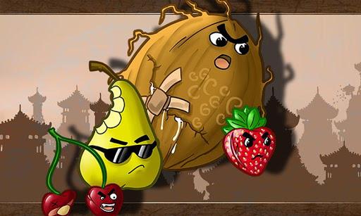 Furious Fruits: Ninja Smashers