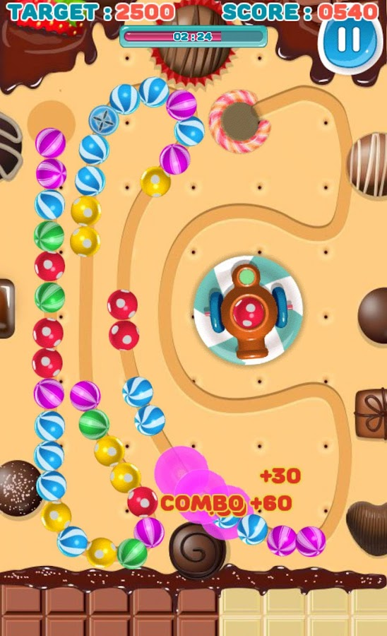 Candy Shoot- screenshot