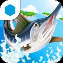 釣り★スタ【魚釣り・人気つりゲーム】by GREE(グリー) logo