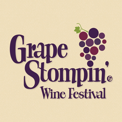 Grape Stompin' Wine Festival LOGO-APP點子