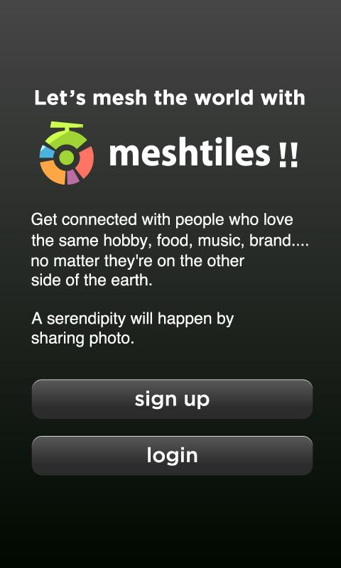 meshtiles - life, like & love - screenshot
